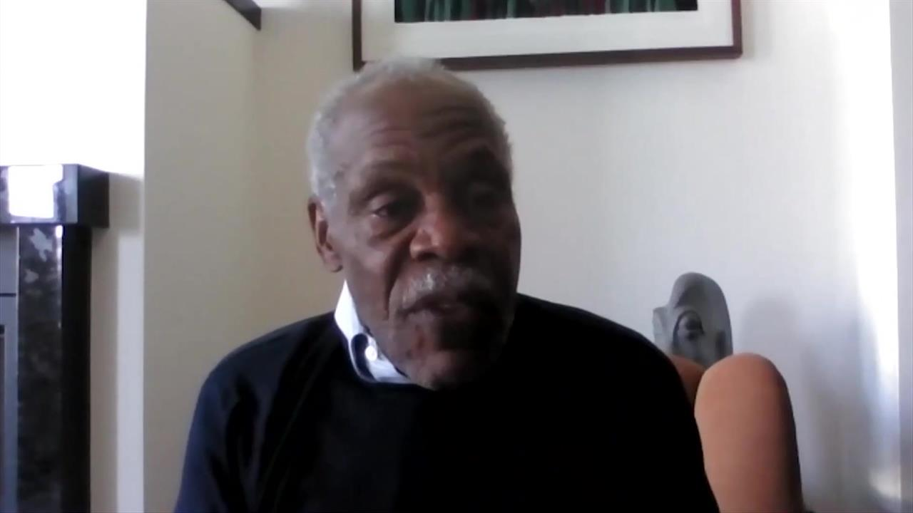 Danny Glover and Ambassador Cabañas: COVID, Cuba and Saving Lives