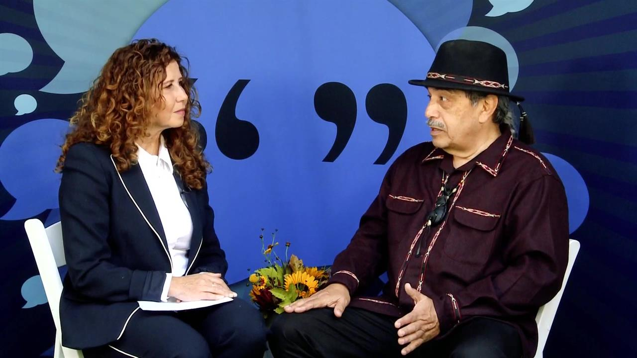 Bioneers 2019: FSTV Interview with Jerry Tello